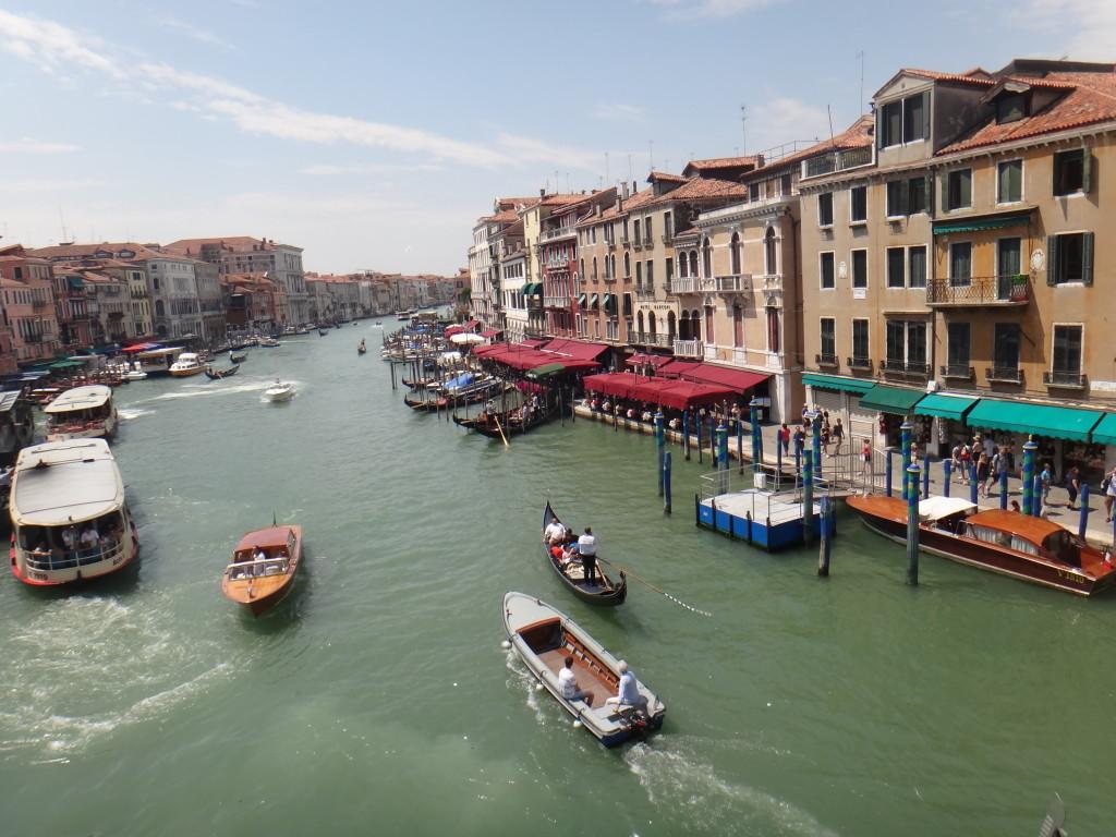 grand canale venetia