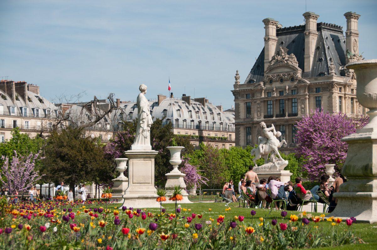 Gradinile Tuileries