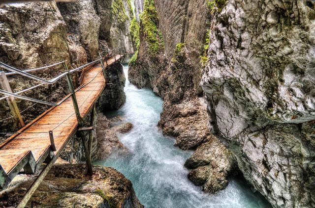 Pasarela Alpii Germaniei