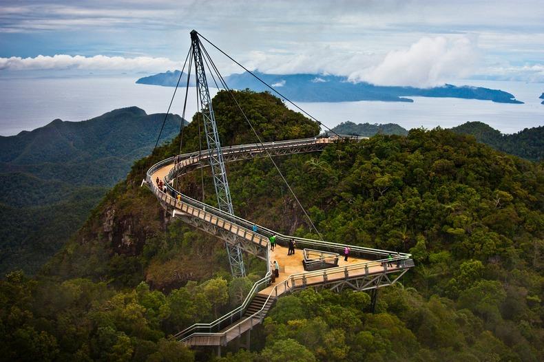 Podul din cer