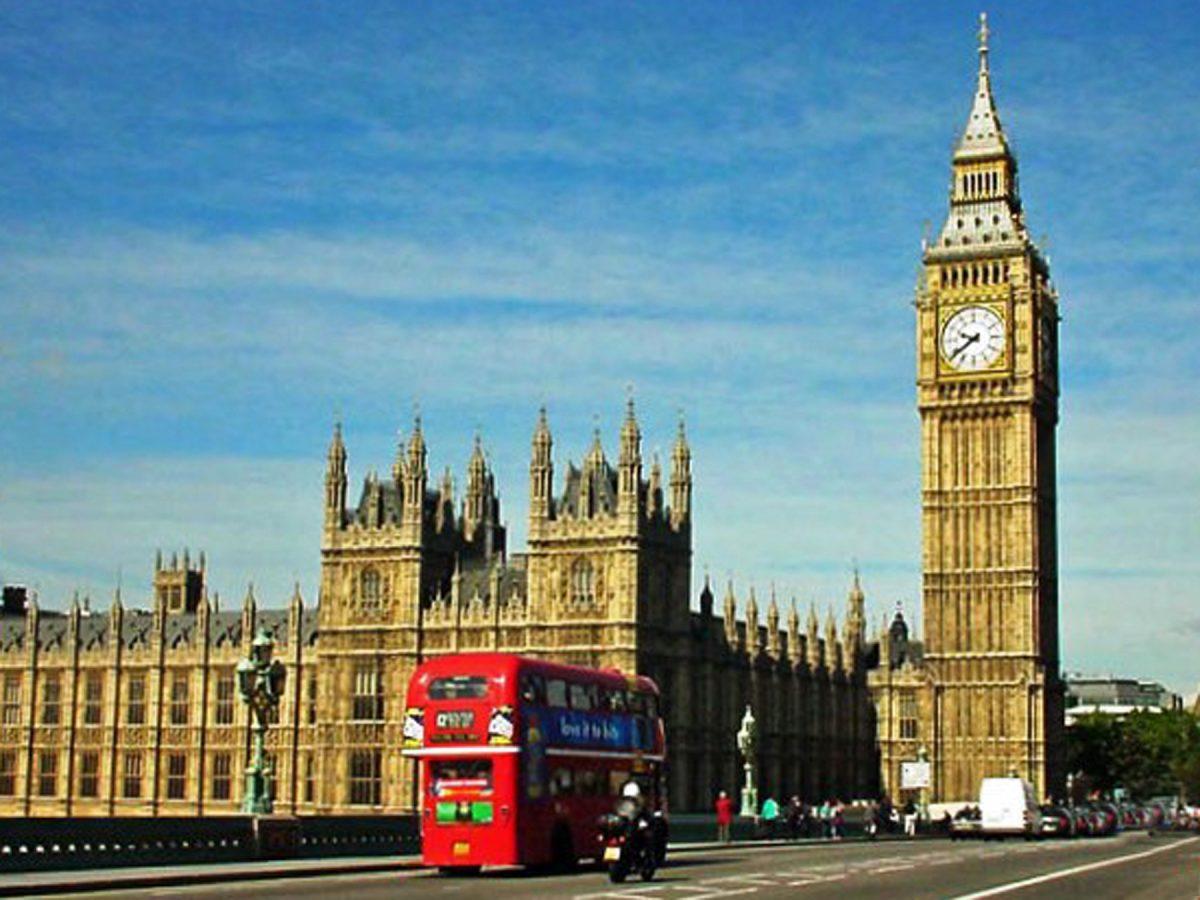 obiective turistice in Londra, Big Ben