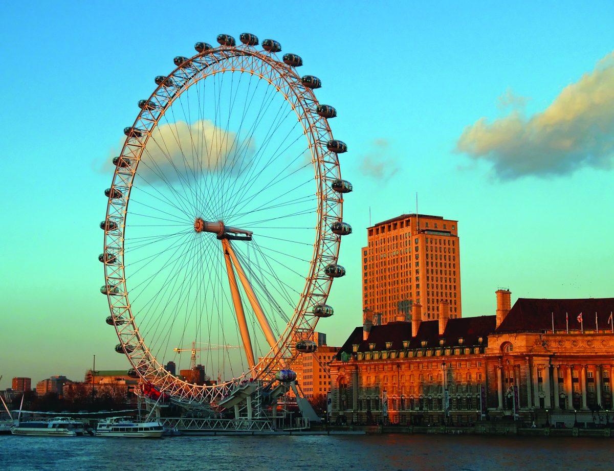 obiective turistice in Londra, London Eye