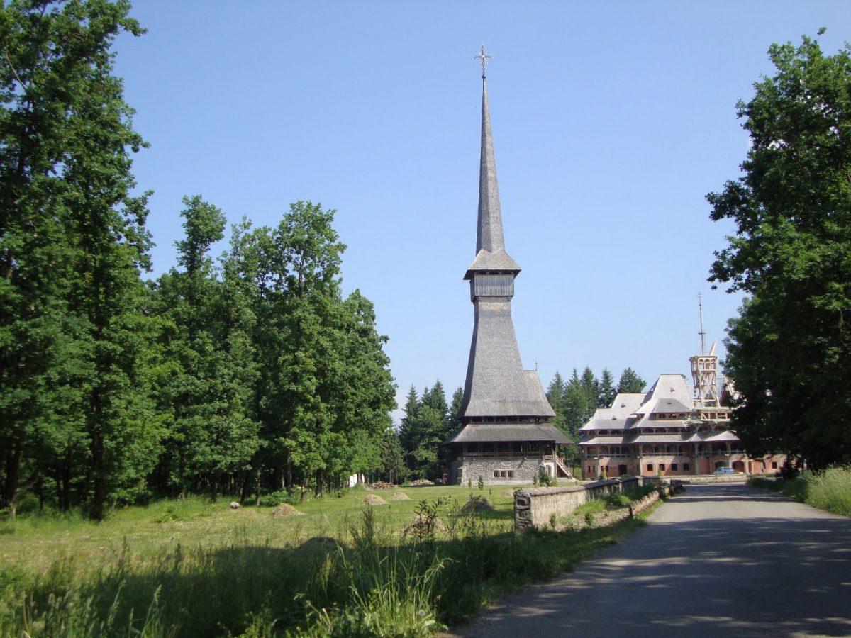 Manastirea Sapanta-Peri. Jurnal de calatorie in Maramures