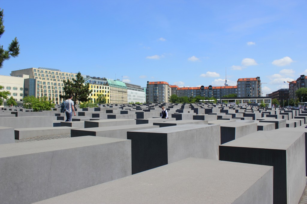 Monumentul Holocaustului Eberstrasse