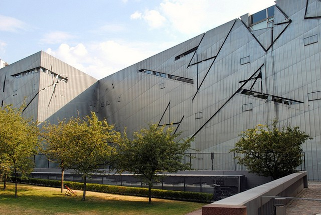Muzeul Evreiesc Libeskind, destinatii turistice Berlin
