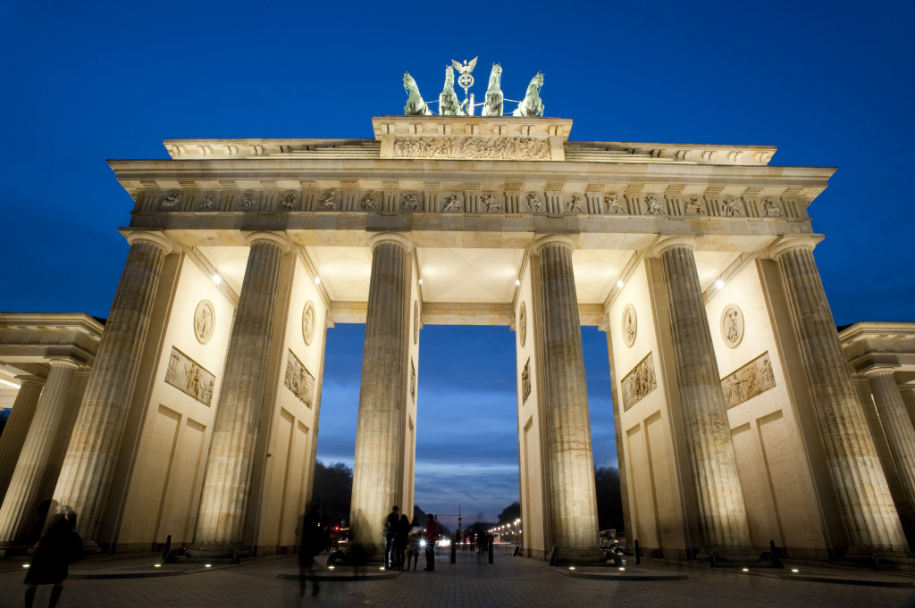 Poarta Brandenburg, destinatii turistice Berlin
