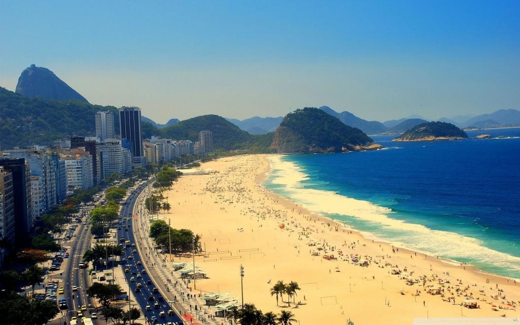 plaja in Rio de Janeiro, obiective turistice Brazilia