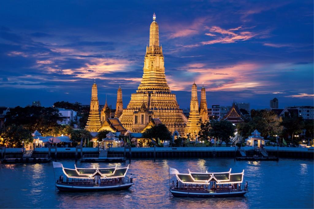 Bangkok, orase de vizitat