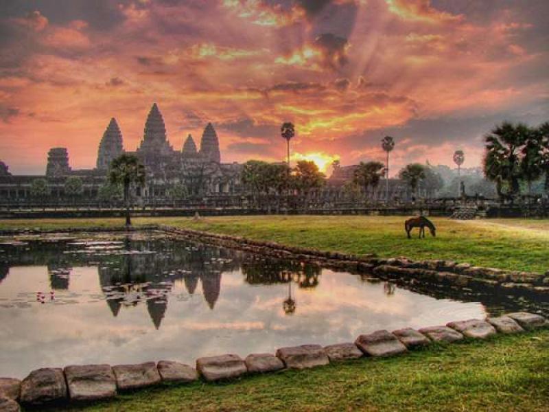 Cambodgia, destinatii de toamna