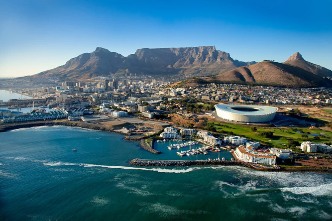 Cape Town, top 25 orase