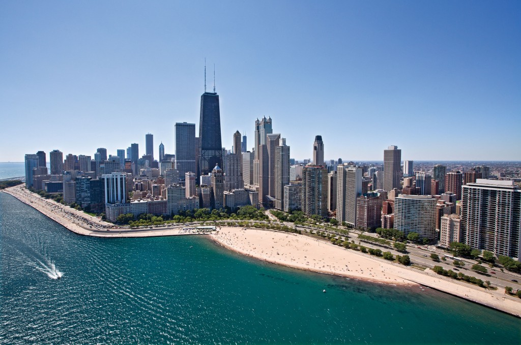 Chicago, top 25 orase