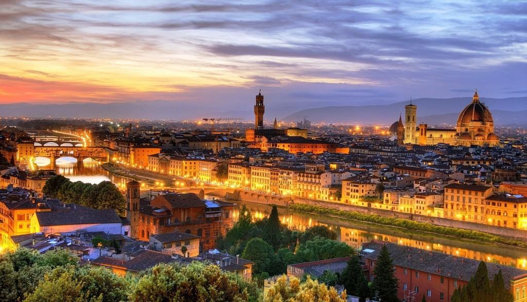 Florenta, top 25 de orase de vizitat