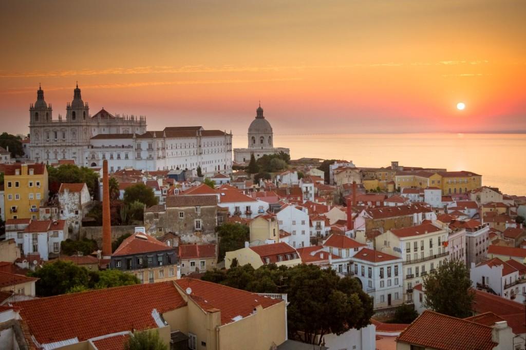 Lisabona, top 25 de orase de vizitat
