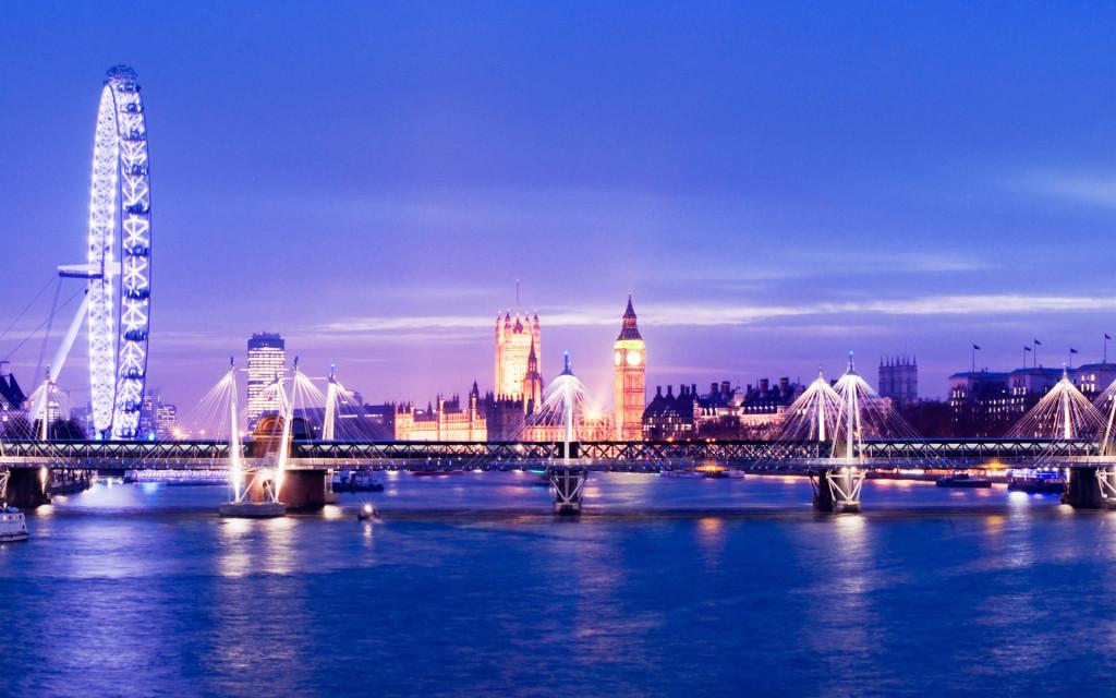 Londra, top 25 de orase de vizitat