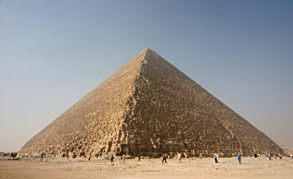 Marea Piramida, destinatie vacanta Egipt