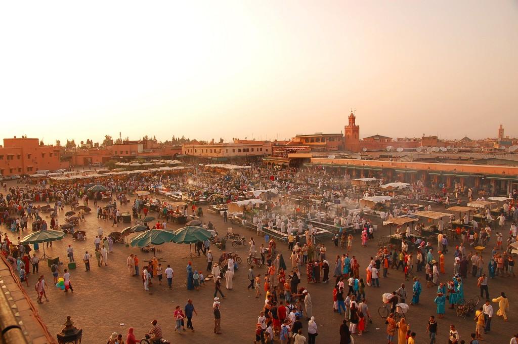 Marrakech, destinatii de toamna
