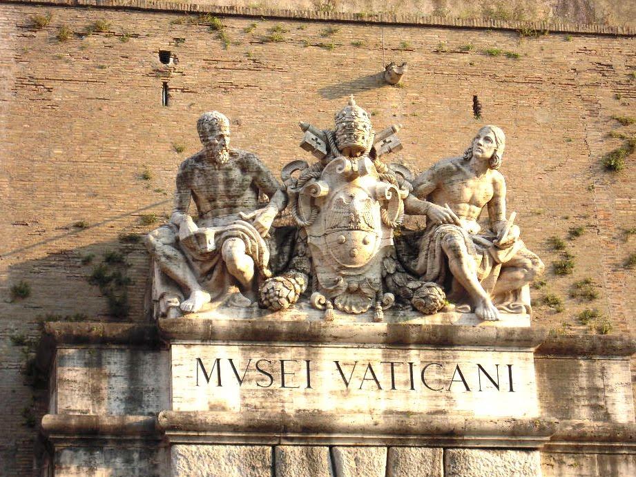 Muzeul Vaticanului, obiective turistice Roma