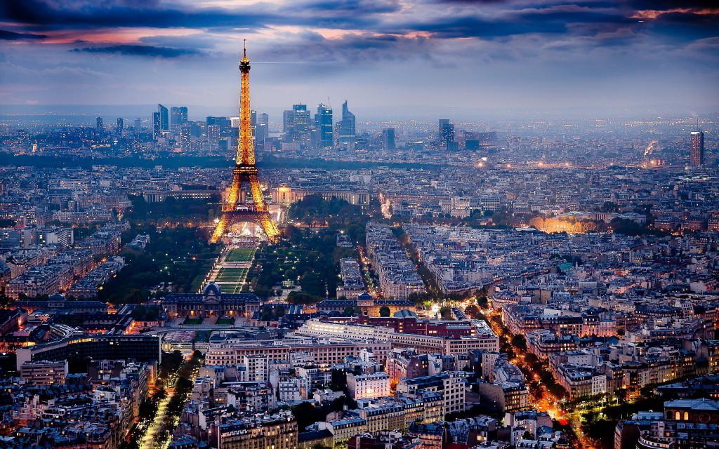 Paris, top cele mai fotografiate orase Europa