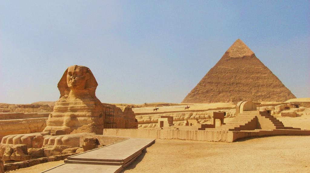 Piramidele Giza, destinatii vacanta Egipt