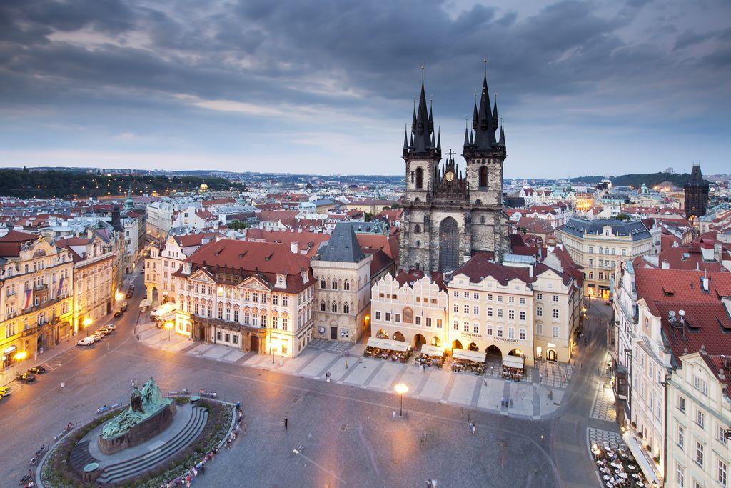 Praga, top orase de vizitat din lume