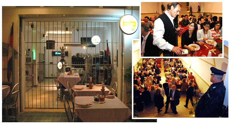 Restaurant Medicea Fortezza, Italia, restaurante ciudate