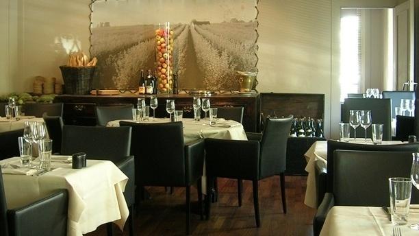 Restaurant Pomze, Paris, restaurante ciudate