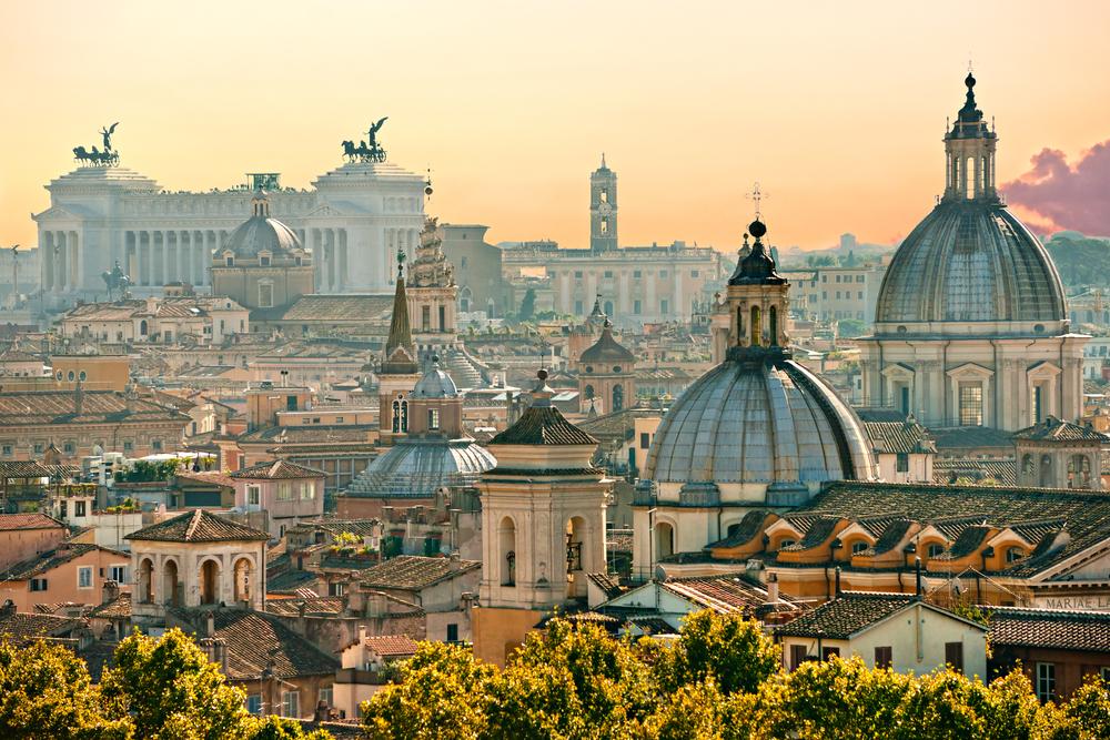 Roma, ghid de calatorie