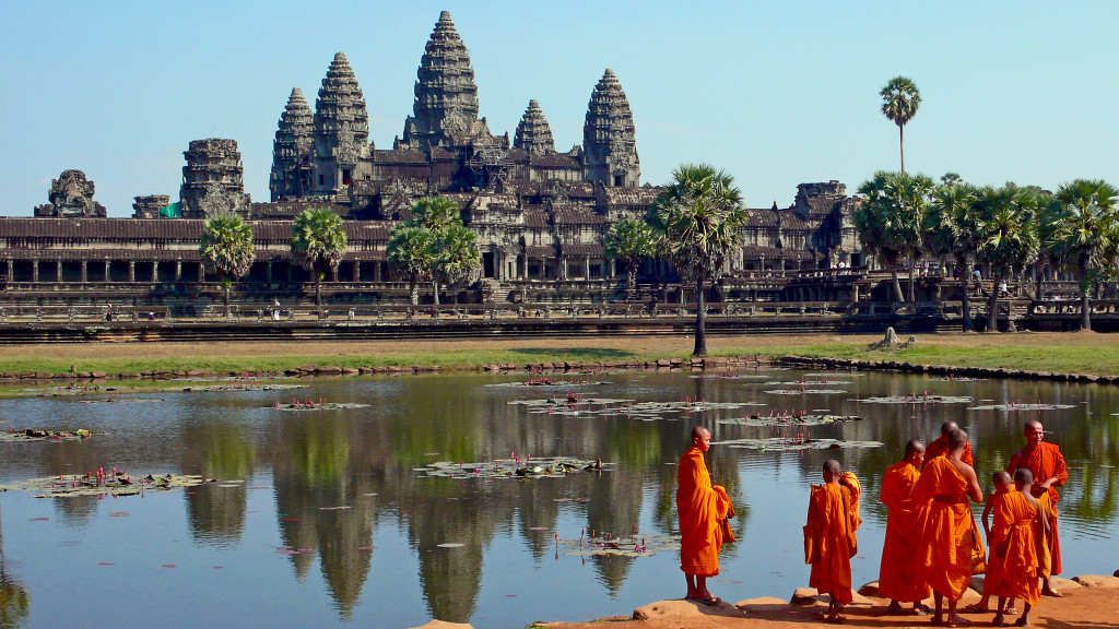 Siem Reap, top 25 orase