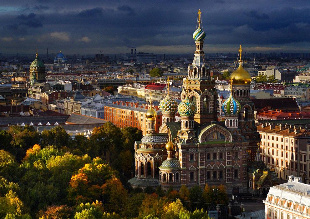 St. Petersburg, top 25 orase de vizitat