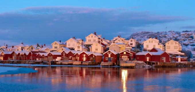 Suedia de Vest, destinatii de toamna