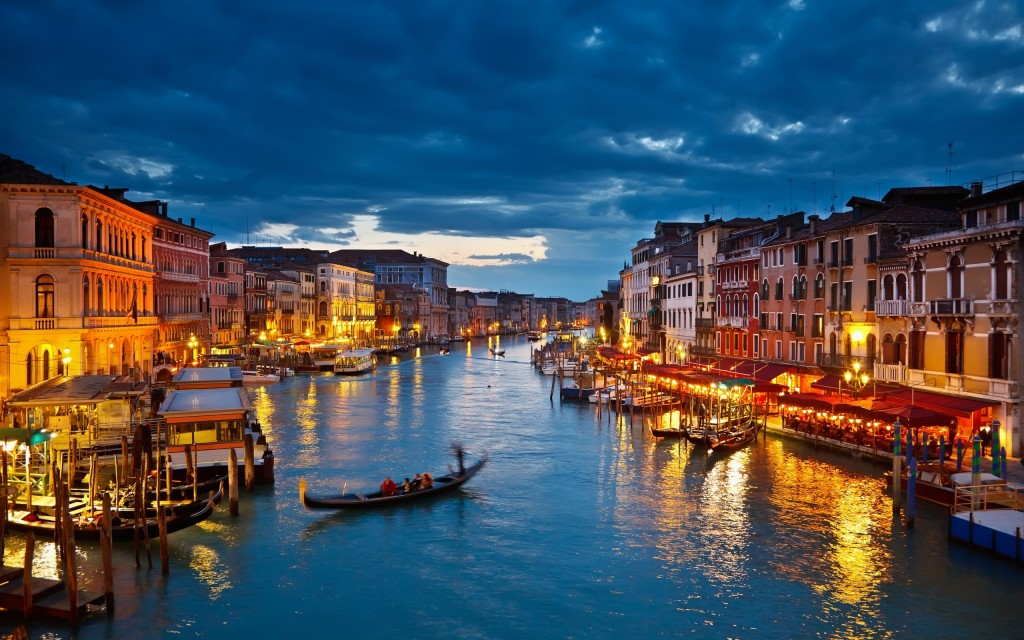 Venetia, top cele mai fotografiate orase Europa