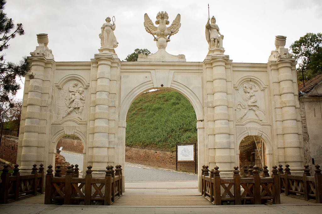 Poarta I, Cetatea Alba Carolina