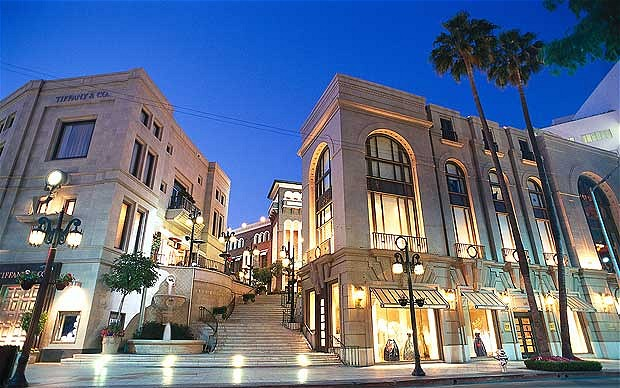 Rodeo Drive, ce sa vizitezi in Los Angeles