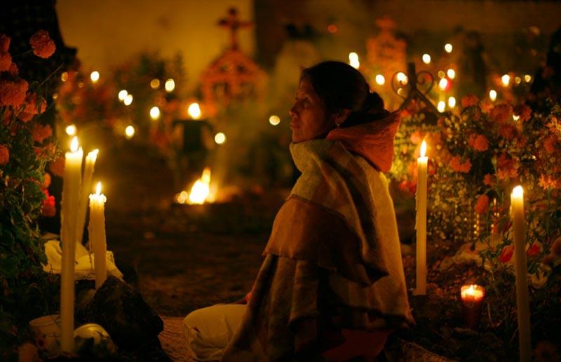 dia de los muertos, traditii de Halloween