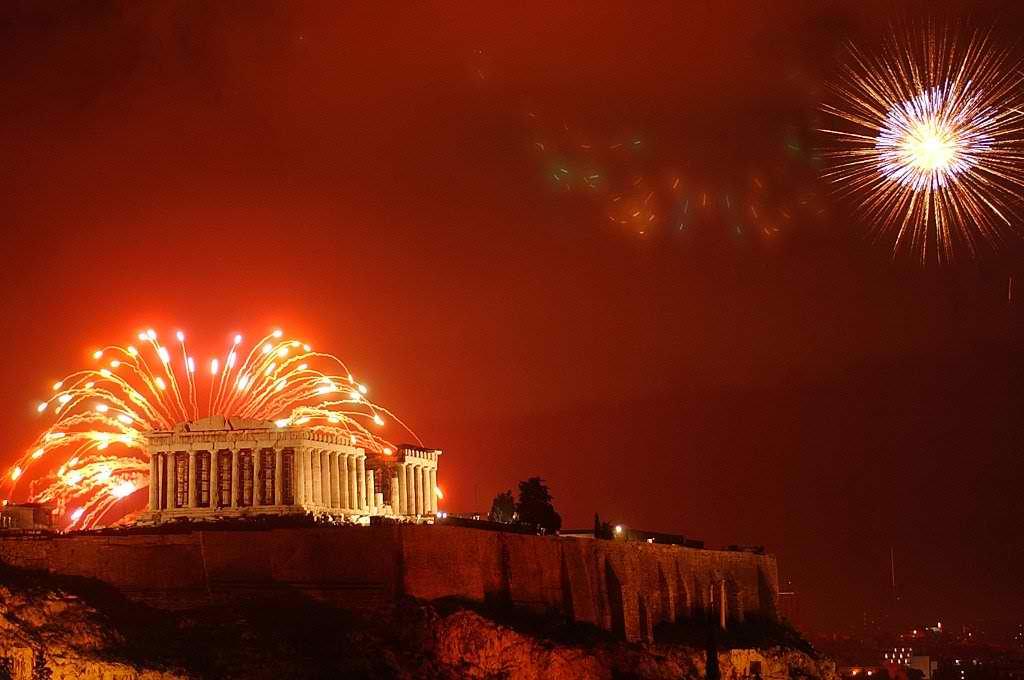 revelion Atena, oferte pentru vacante de revelion