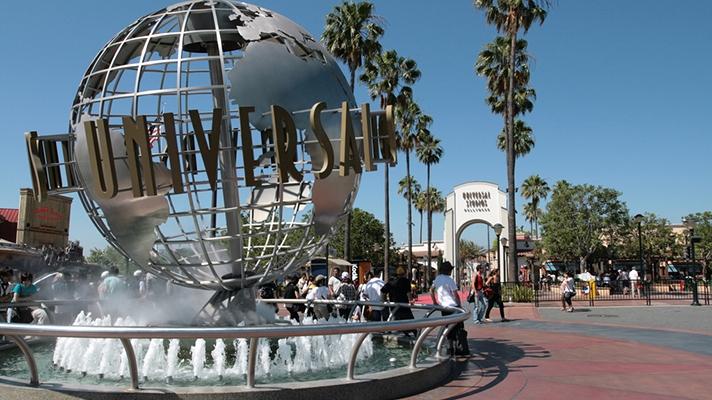 studiourile Universal, Los Angeles