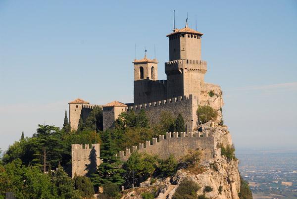 Castelul della Guaita, San Marino