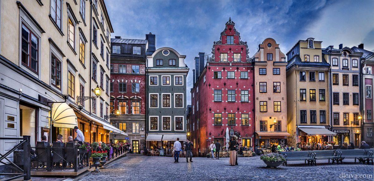 Gamla Stan, obiective turistice Stockholm