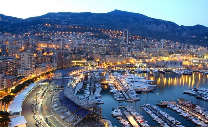 Monaco, top cele mai fotografiate orase Europa
