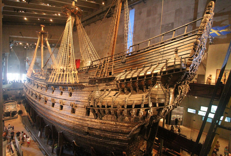 Muzeul Vasa, obiective turistice Stockholm