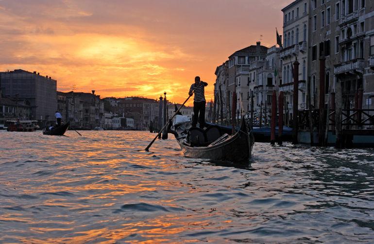 apus in Venetia, top apusuri din lume