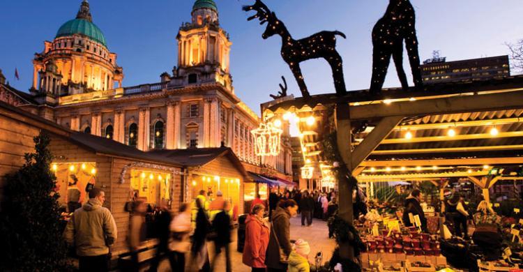piata Craciun Belfast