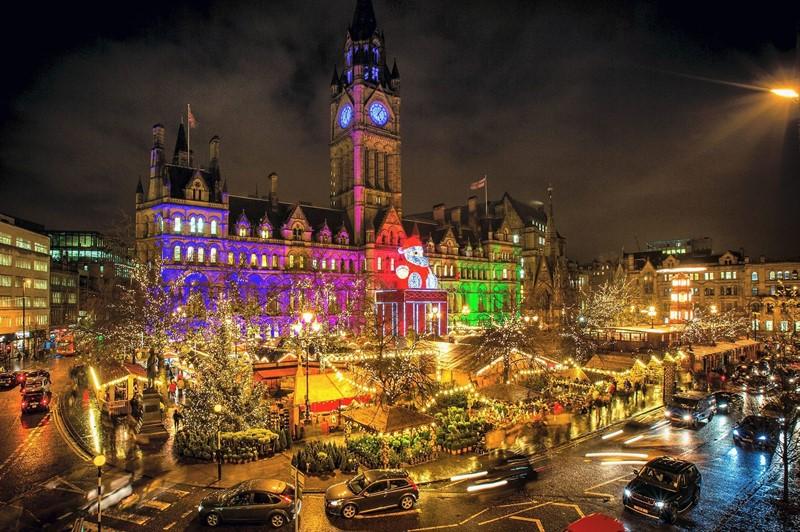 piata Craciun Manchester