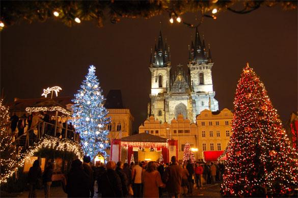 piata Craciun Praga