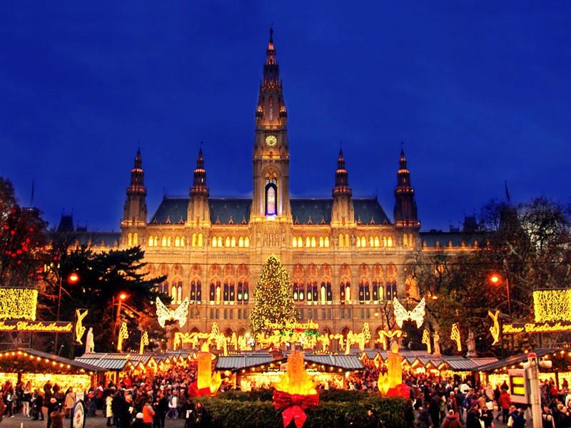piata Craciun Viena