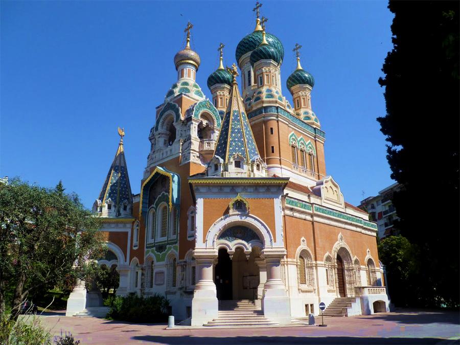 Catedrala Rusa, obiective turistice Nisa