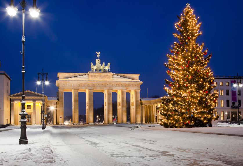 Berlin, destinatii populare Craciun