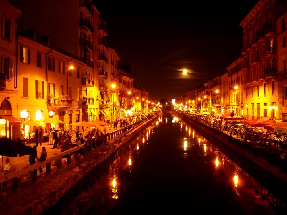 Podul Scodellino, obiective turistice Milano