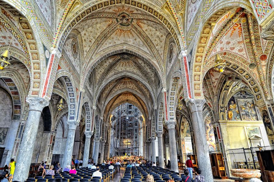 Santa Maria delle Grazie, obiective turistice Italia