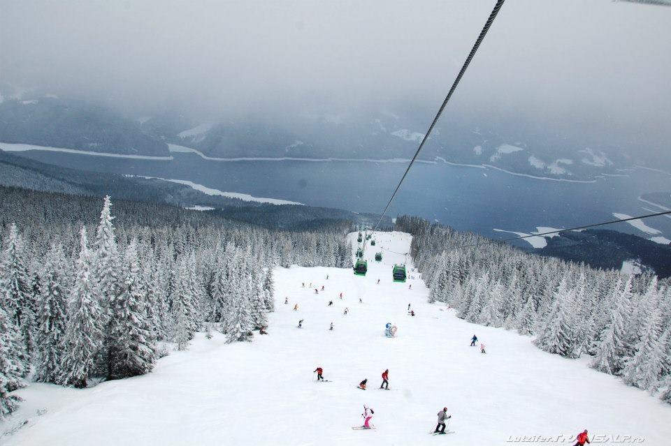 Transalpina Ski Resort, top partii de ski din Romania